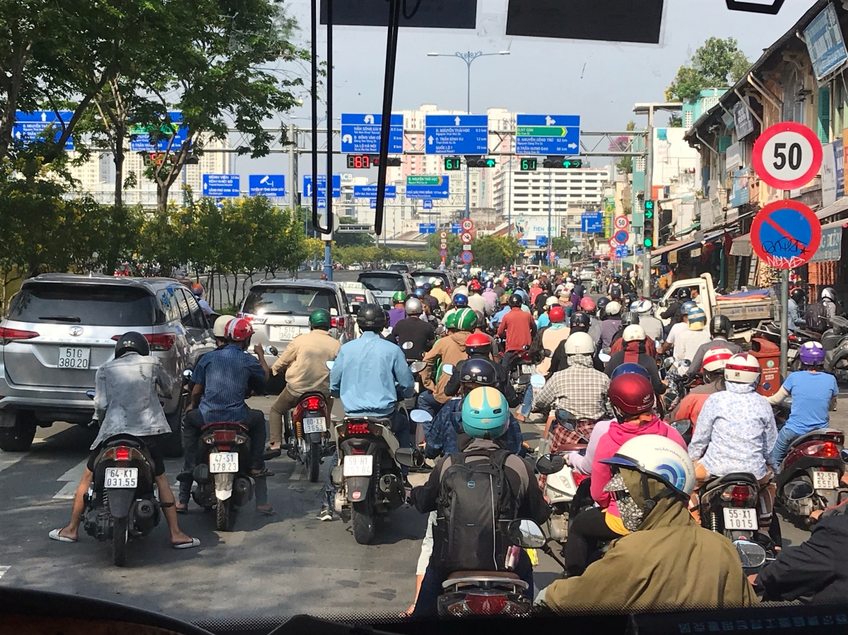 Ho Chi Minh City/Saigon– Somber Past and Optimistic Future!