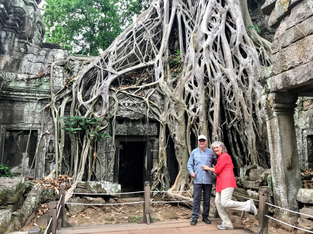 Re-live Tomb Raider at Prasat Ta Prohm. Angkor Wat Sunrise to Khmer Dancing!